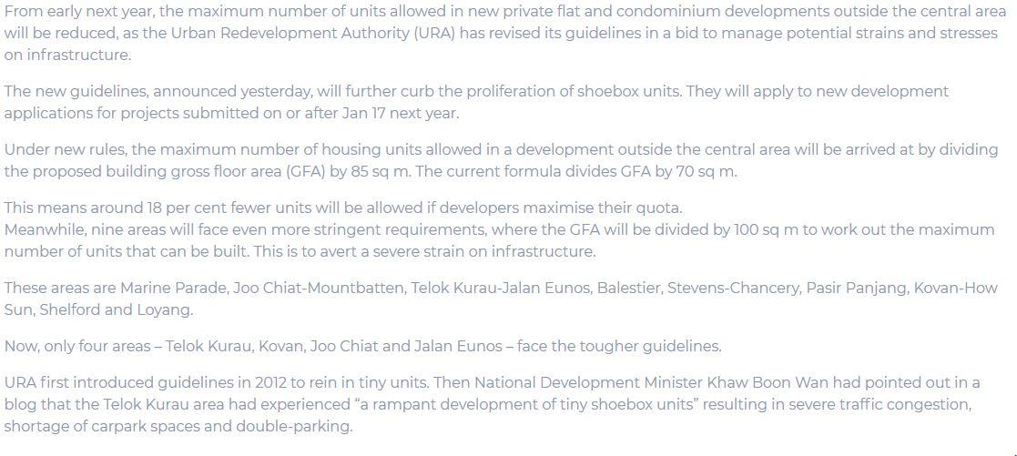 riverfront-residences-ura cut no of units allow1